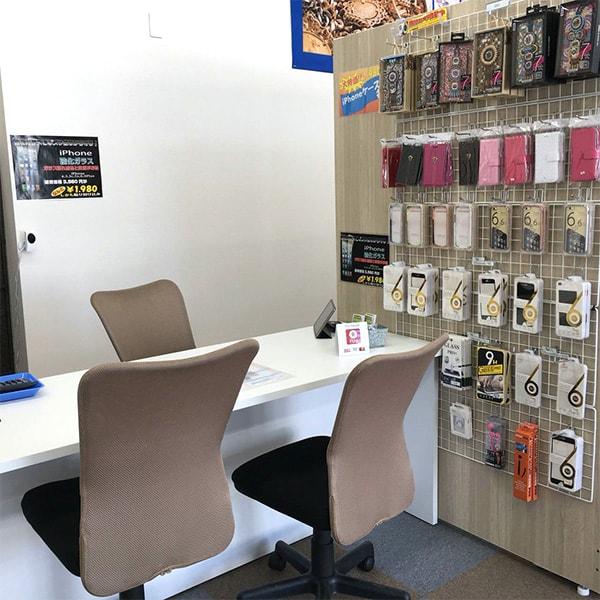 さすがや旭川永山店の内観画像3