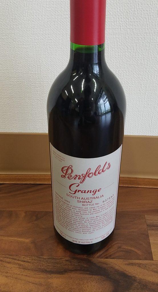 グランジ 1999年 ペンフォールド 赤ワイン