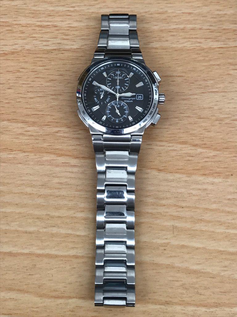 SEIKOセイコークロノグラフ腕時計