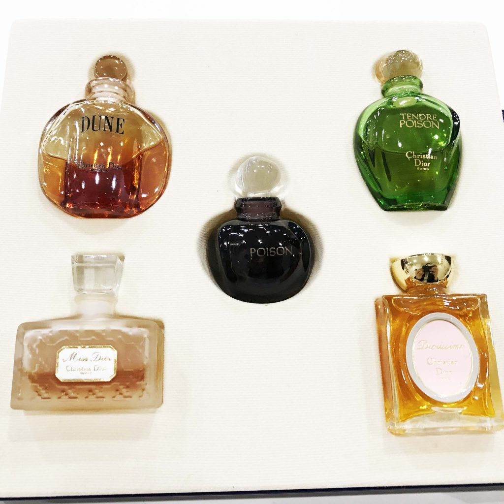 new product 2f4ec eef2a Christian Dior ミニボトル香水セット | 宝石買取のさすがや