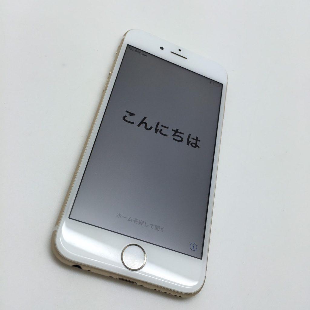 iPhone6 16G ゴールド