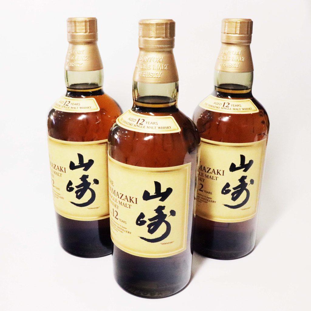 ウィスキー山崎