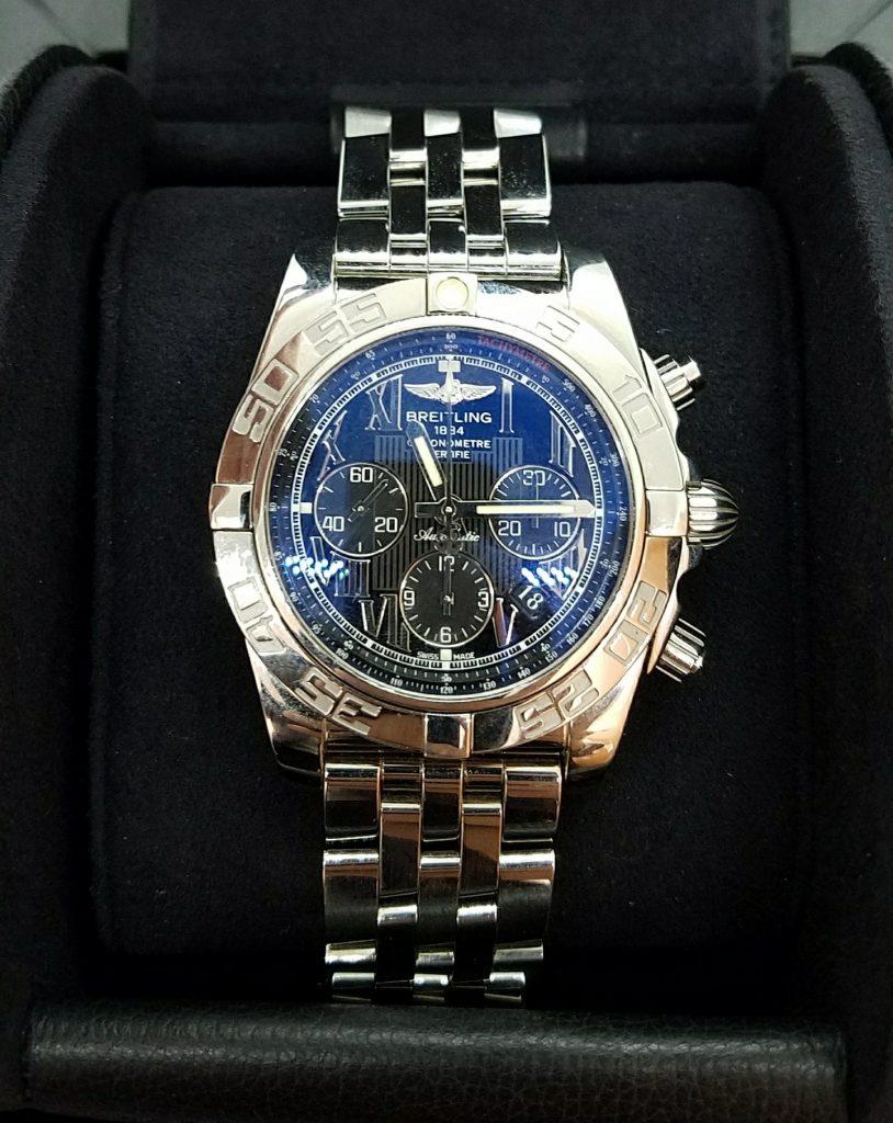 ブライトリング クロノマット 44腕時計