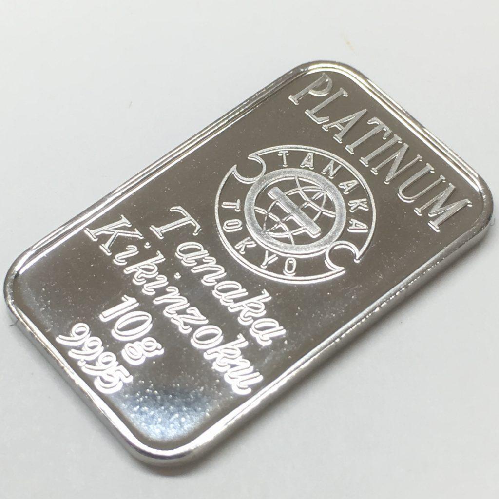 貴金属 価格 田中 プラチナ