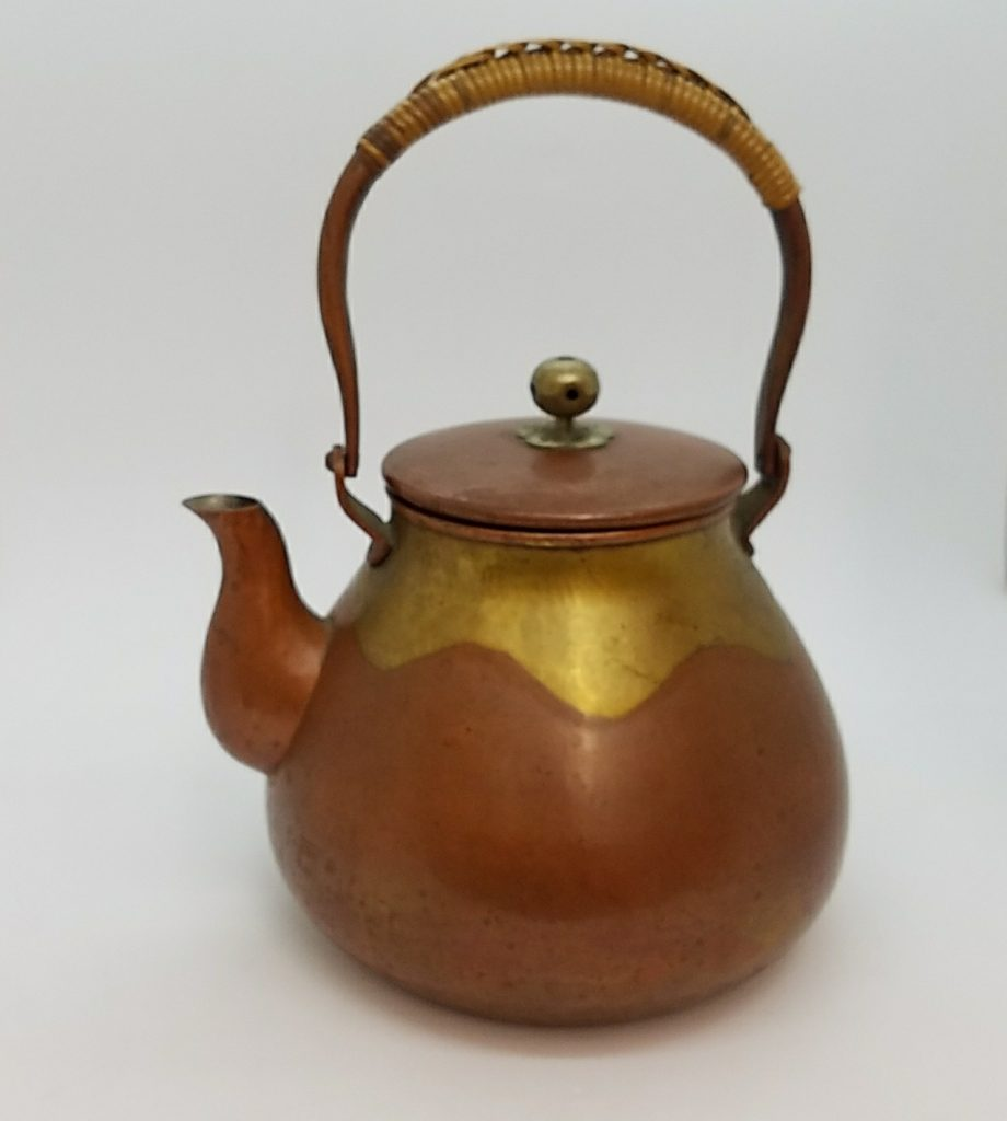 煎茶道具 銅器