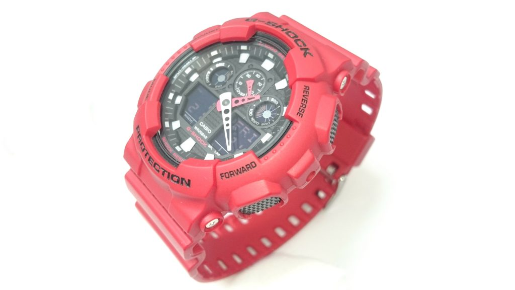 G-SHOCK GA-100B CASIO