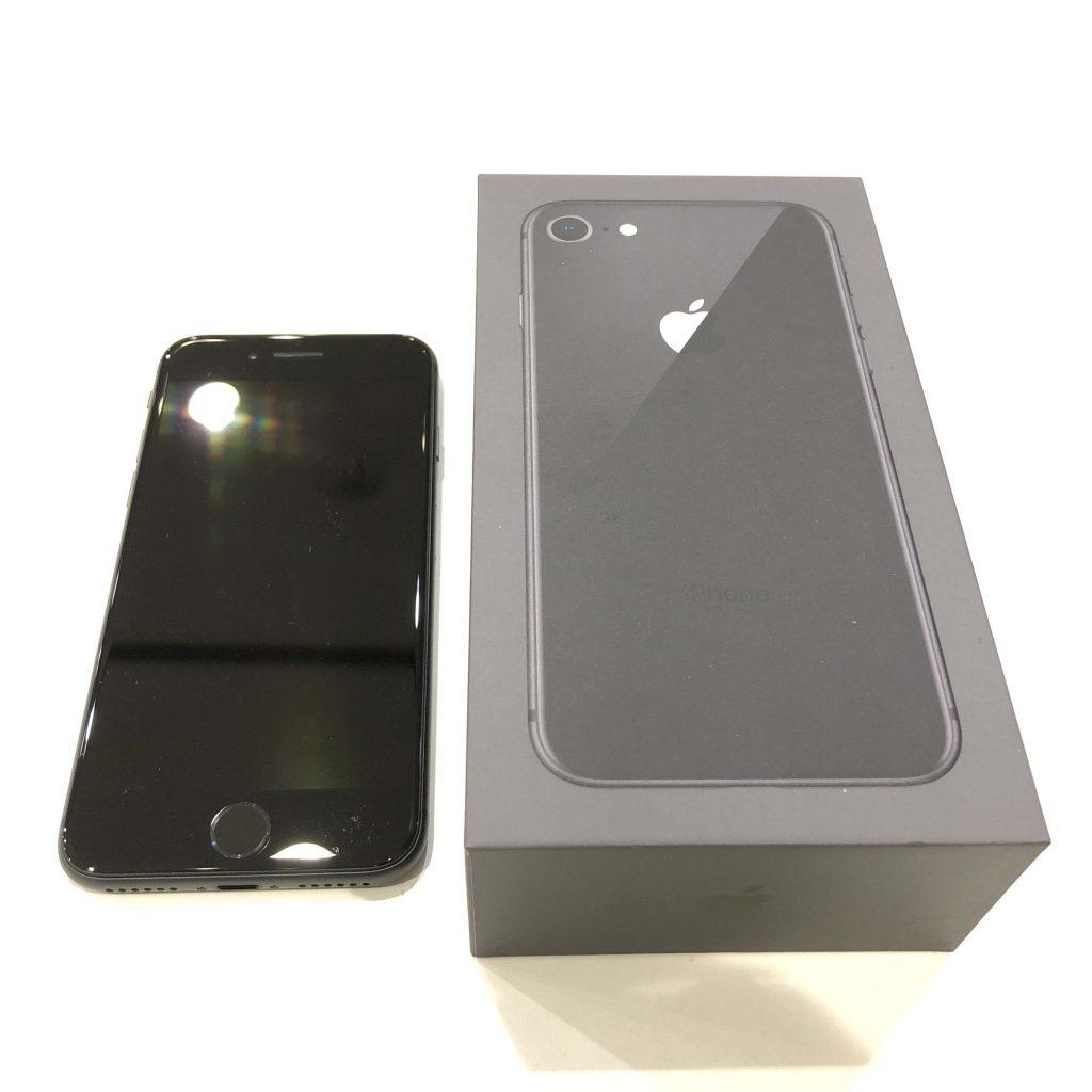 iPhone 8 SIMFREE 64G Bk
