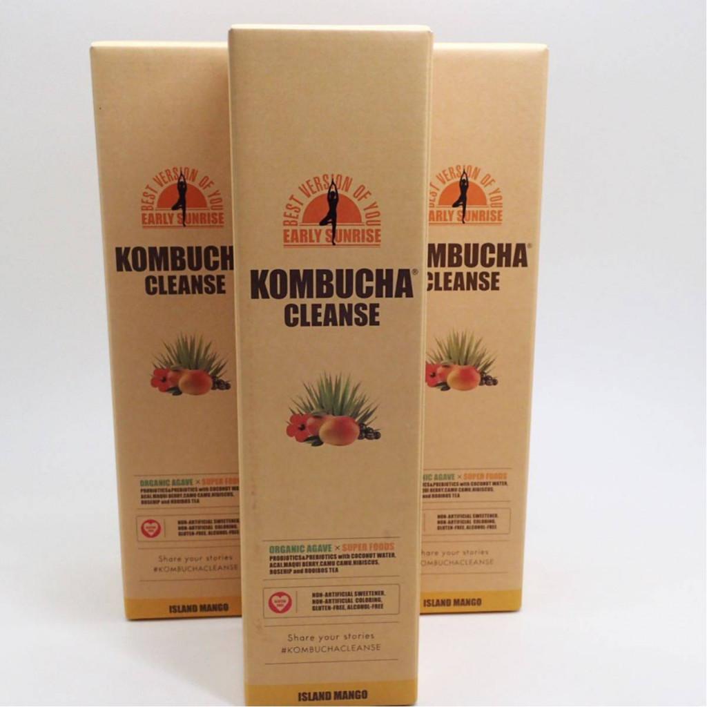 KOMBUCHA CLEANDE