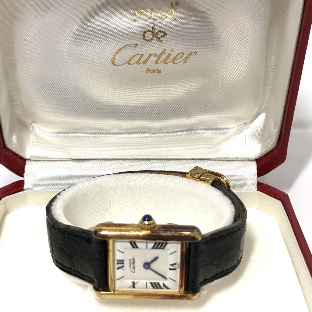 Cartier レディースウォッチ