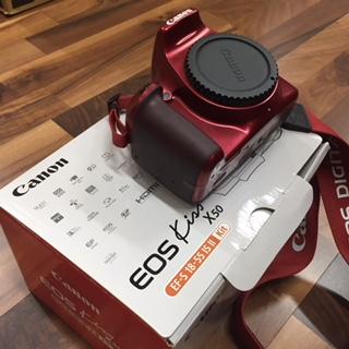 デジタルカメラ EOS KIss X50