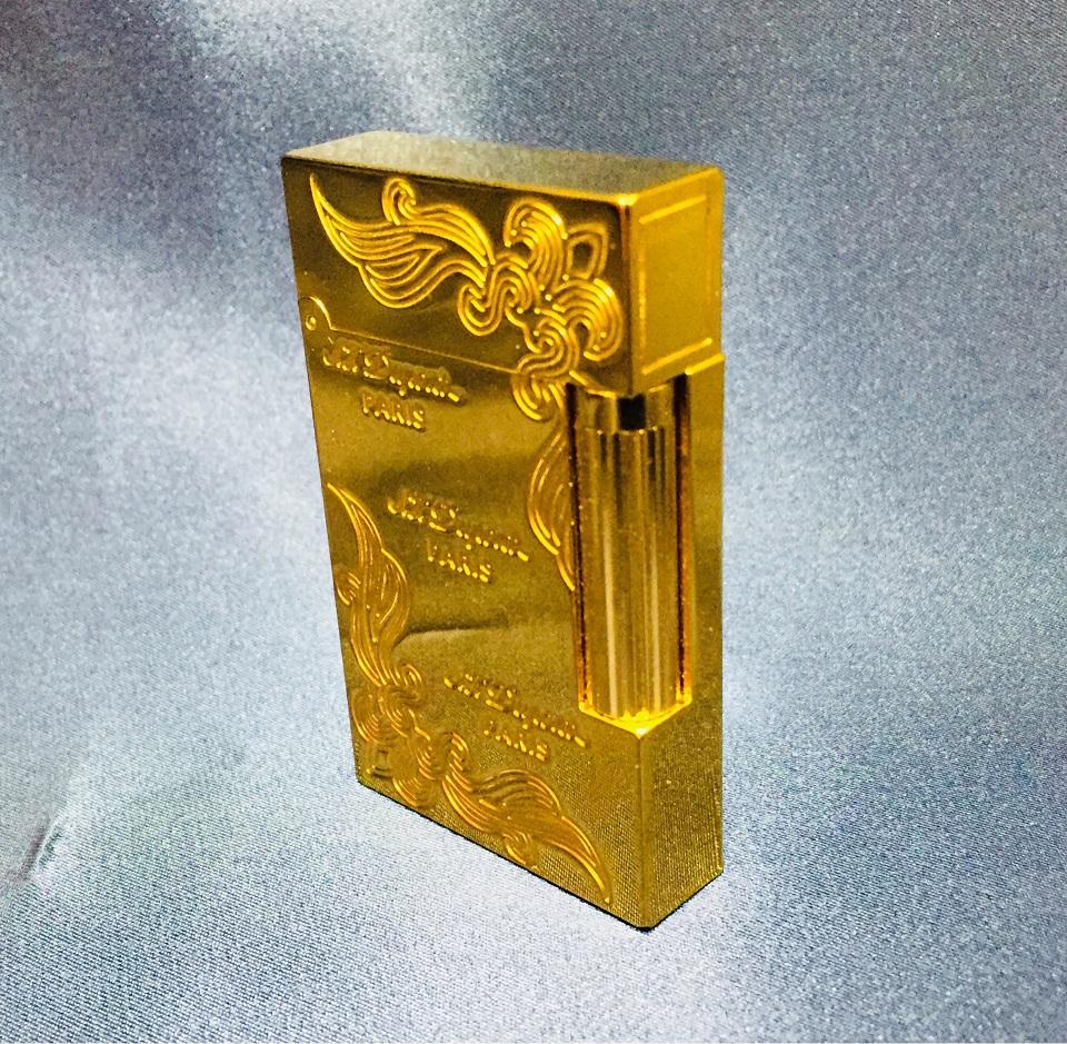size 40 cd771 5105d ST.Dupont エス・テー・デュポン ライター   宝石買取のさすがや