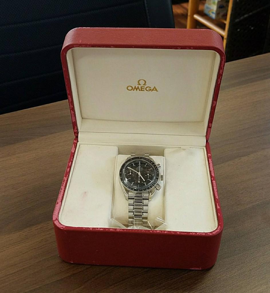 オメガ スピードマスター 3510.50  自動巻き  腕時計