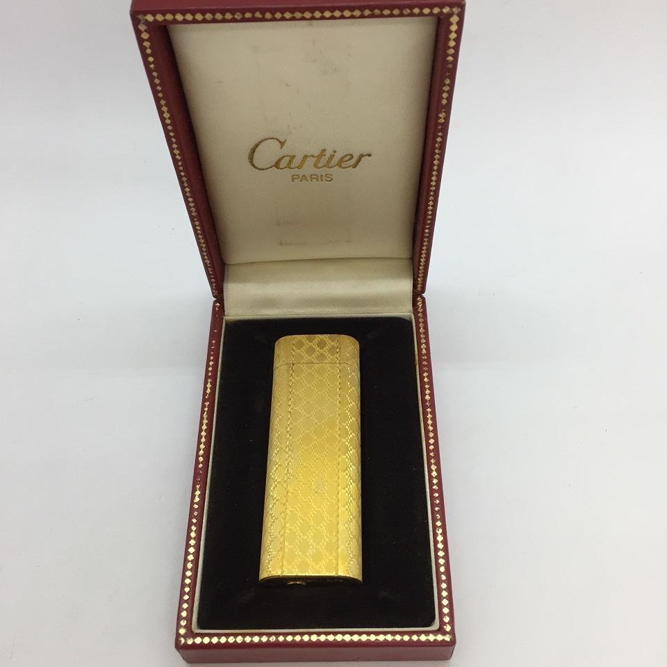 Cartier/カルティエ ガスライター