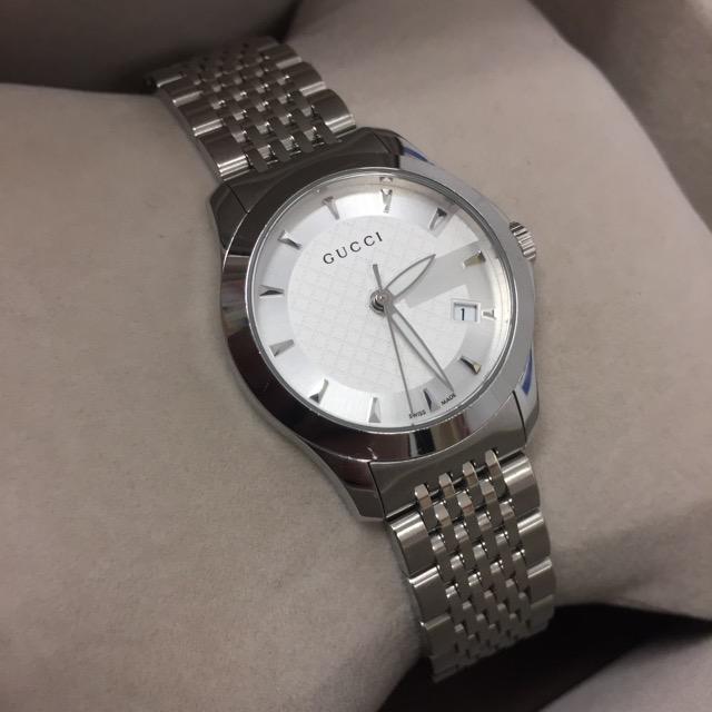 グッチ Gタイムレス 腕時計
