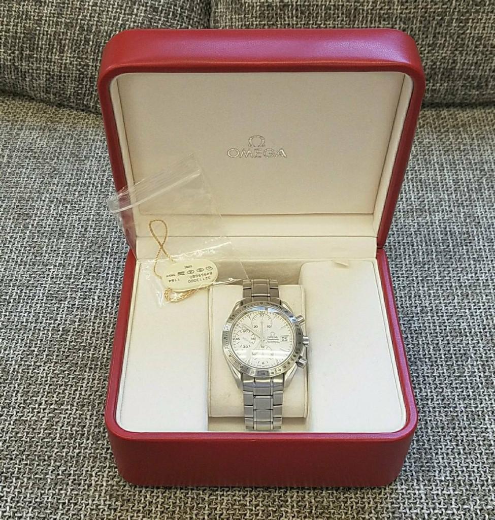 OMEGA/オメガスピードマスター腕時計