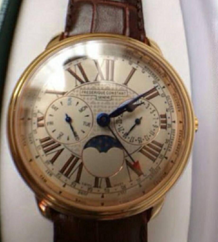 フレデリック コンスタント腕時計