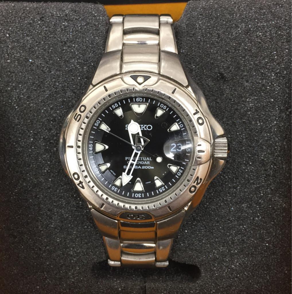 タグホイヤーメンズ腕時計