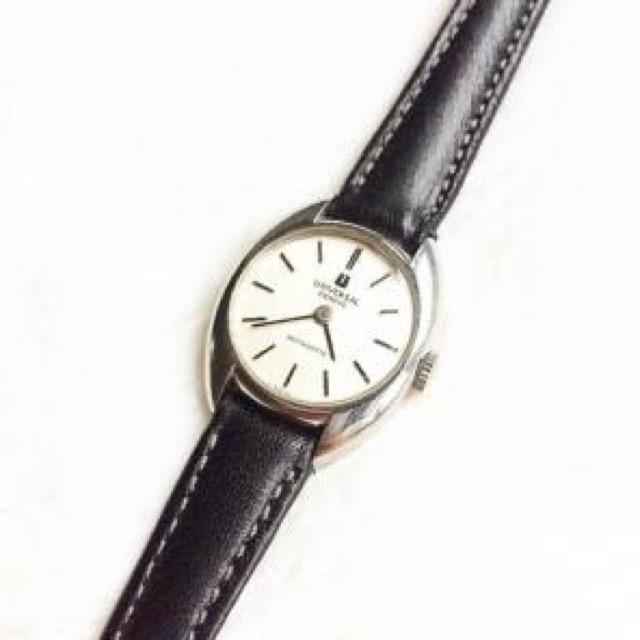 ユニバーサルジュネーブ時計