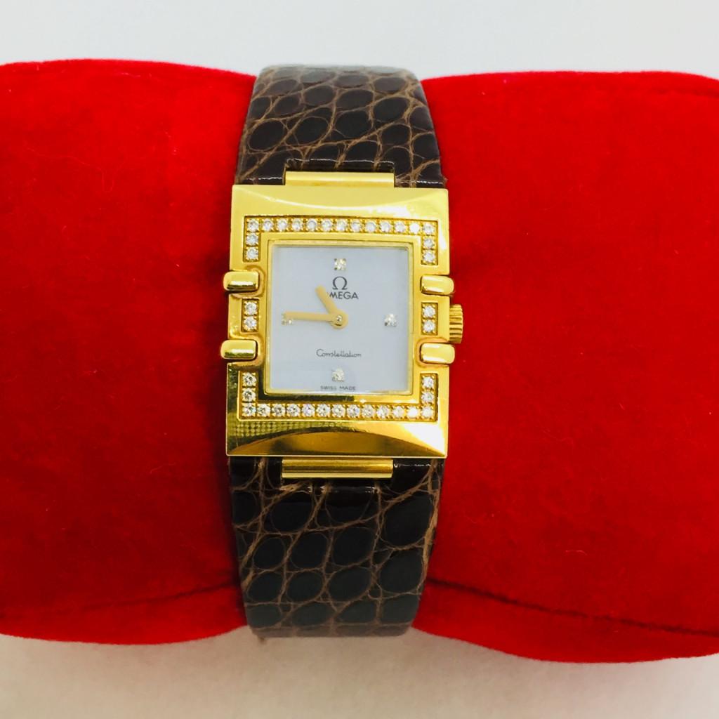 OMEGA コンステレーション カレ 腕時計