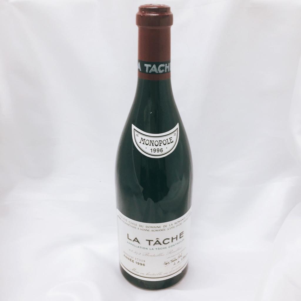 DRC ラ・ターシュ 1996 La Tache ドメーヌ ド ラ ロマネ コンティ