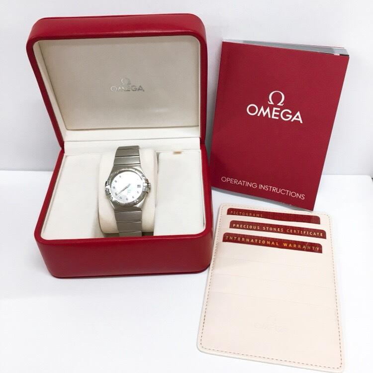 オメガ コンステレーション 腕時計