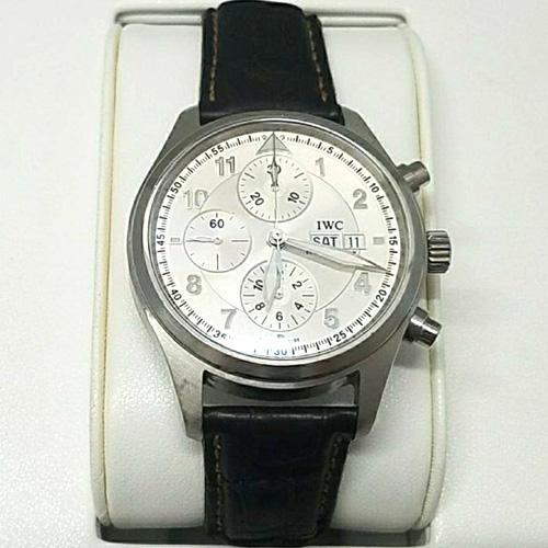 IWC スピットファイアクロノ メンズ腕時計