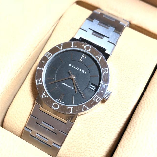 ブルガリメンズ腕時計