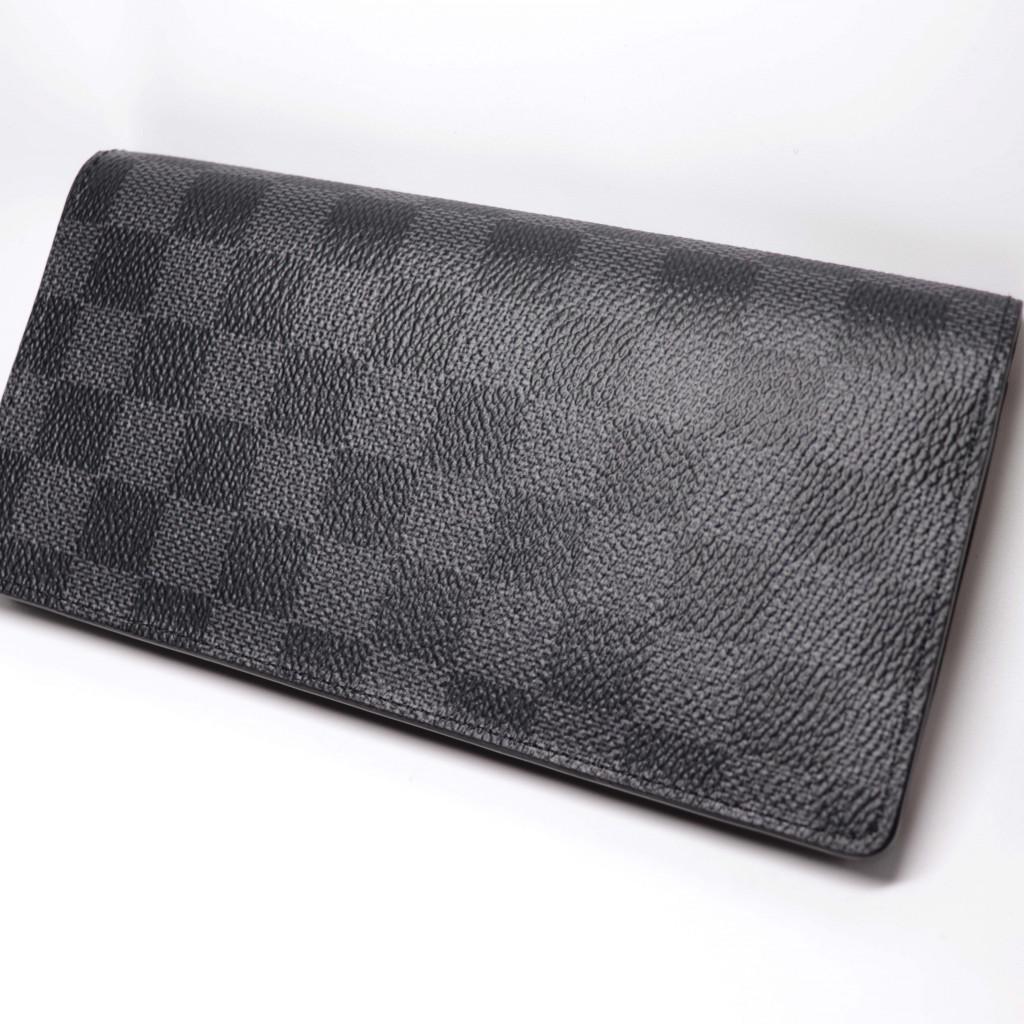 Louis Vuitton ポルトフォイユ・ブラザ 長財布