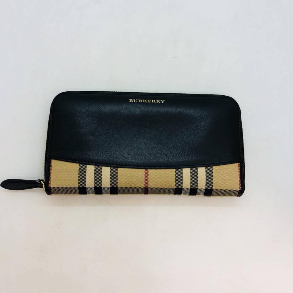 BURBERRY/バーバリー 長財布
