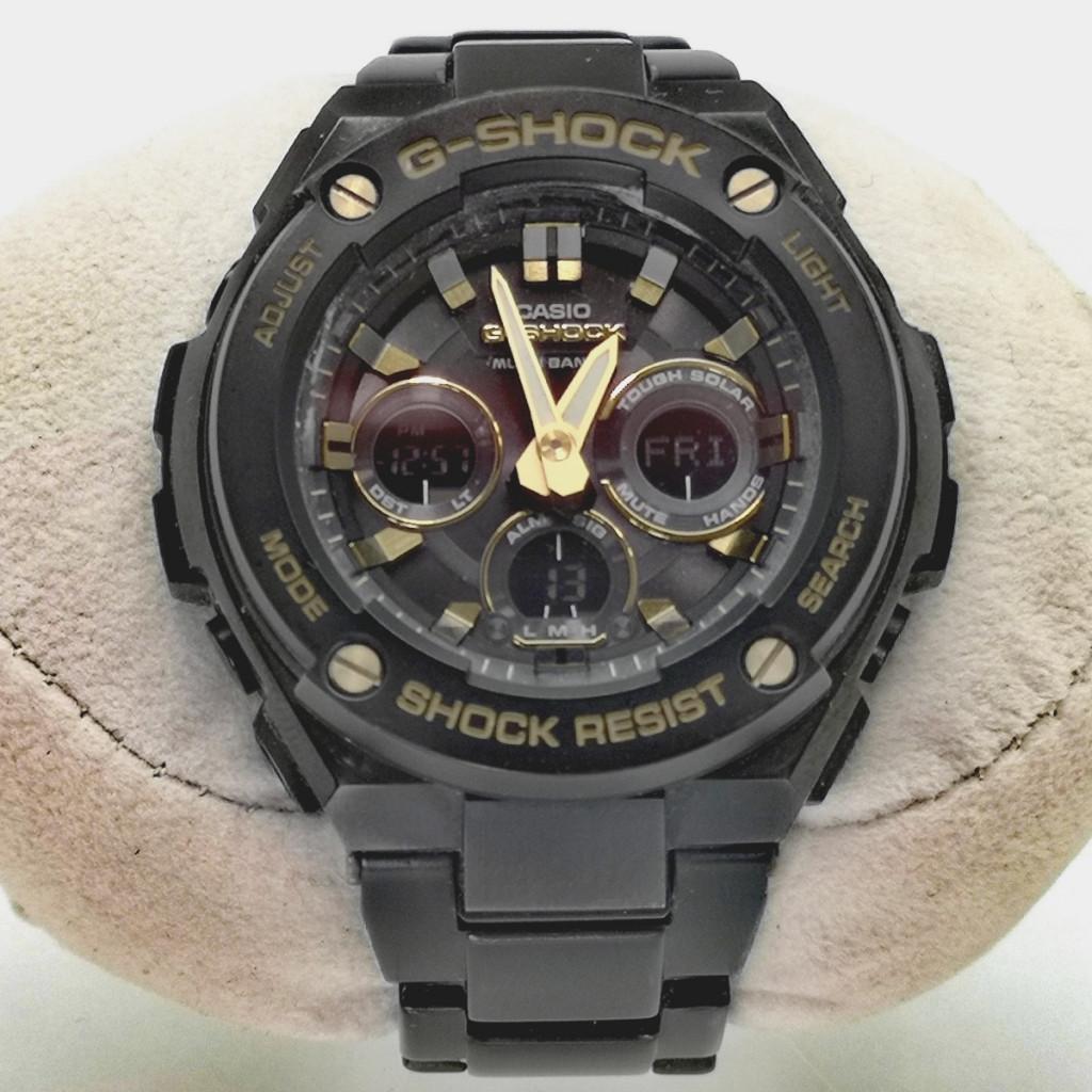 カシオ G-SHOCK/Gショック 品番:GST-W300BD