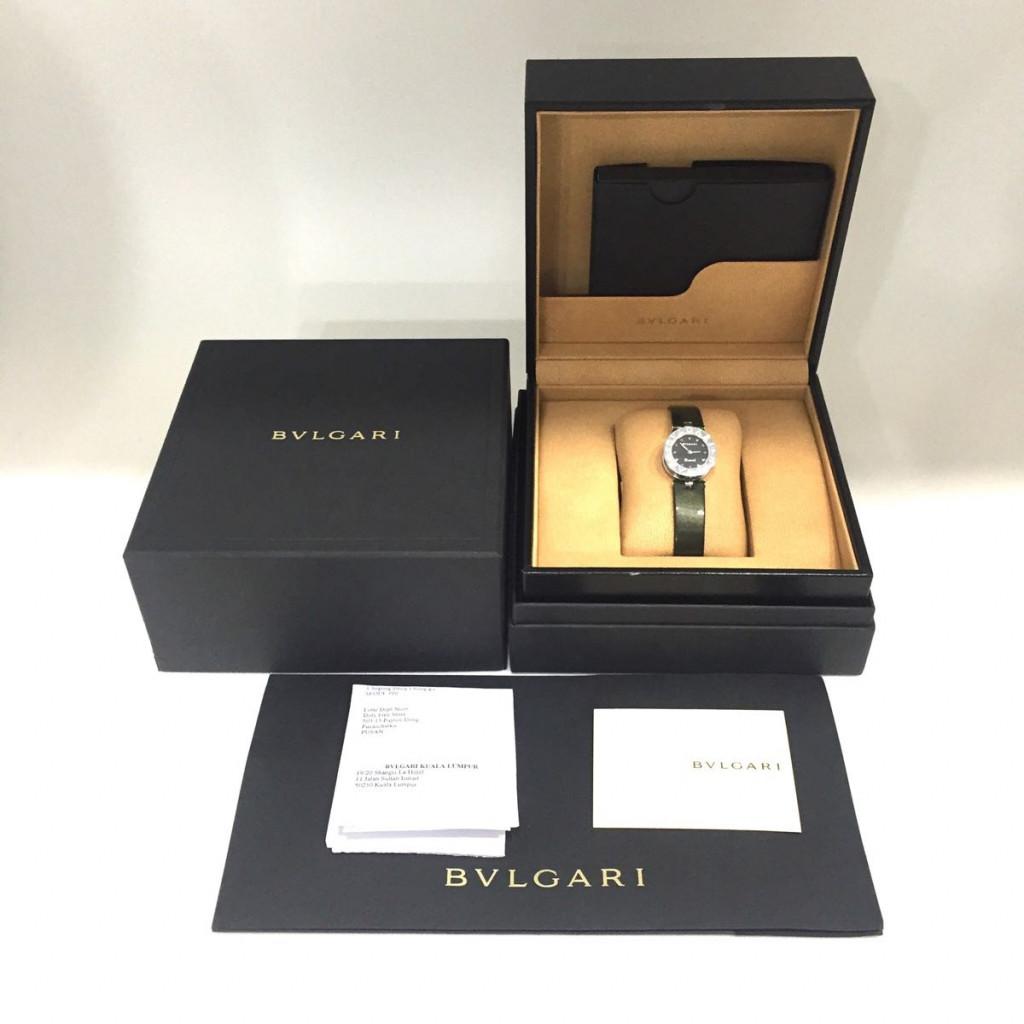 BVLGARI B-ZERO1 腕時計