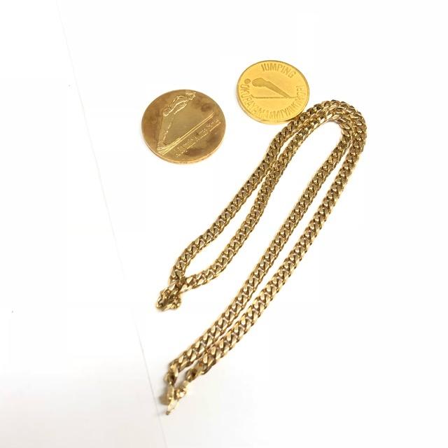 金ネックレス、記念コイン