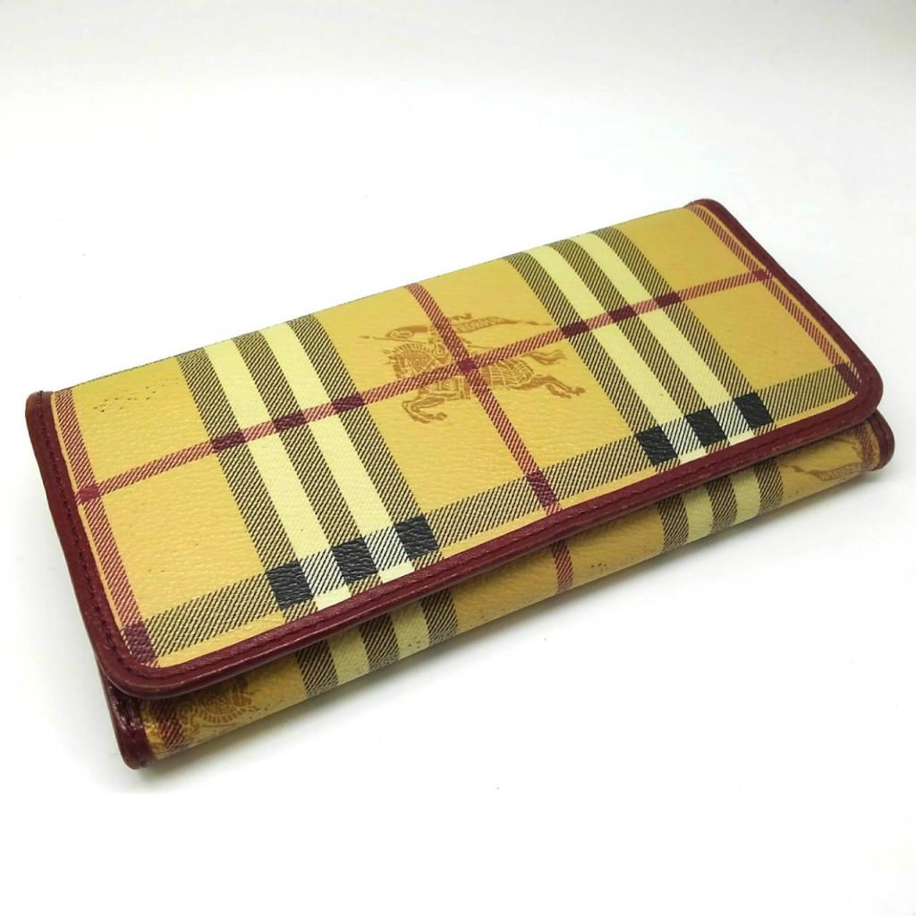 BURBERRY バーバリー 財布