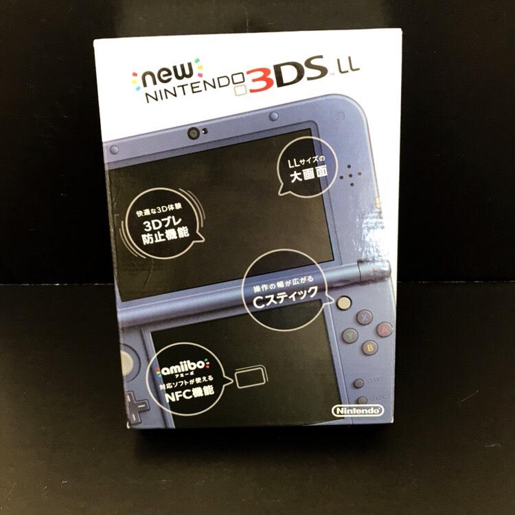 NEW 任天堂3DS LL