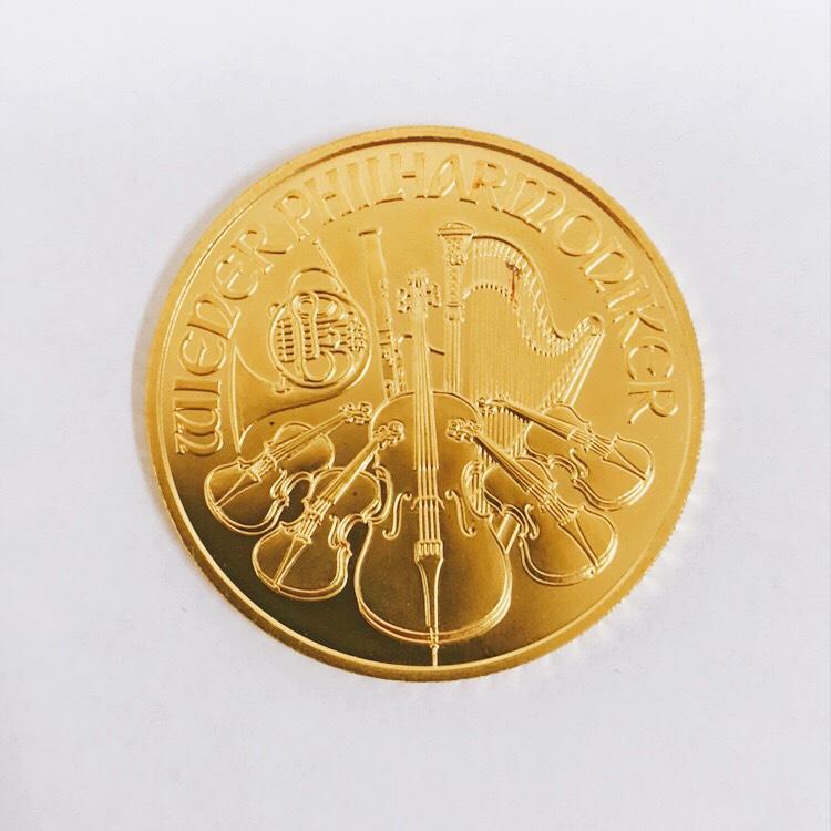 K24 ウィーン金貨 1OZ