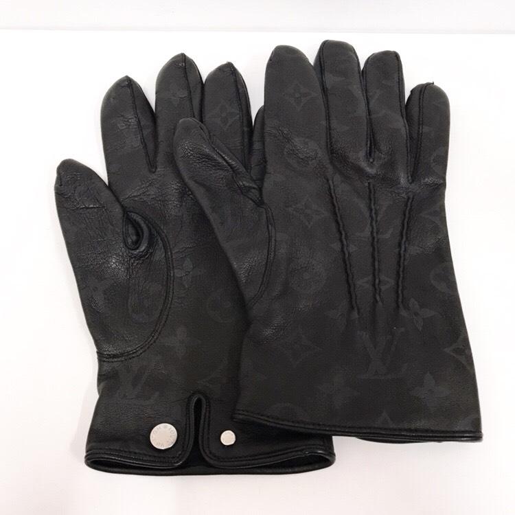 ルイヴィトン モノグラム エクリプス 手袋