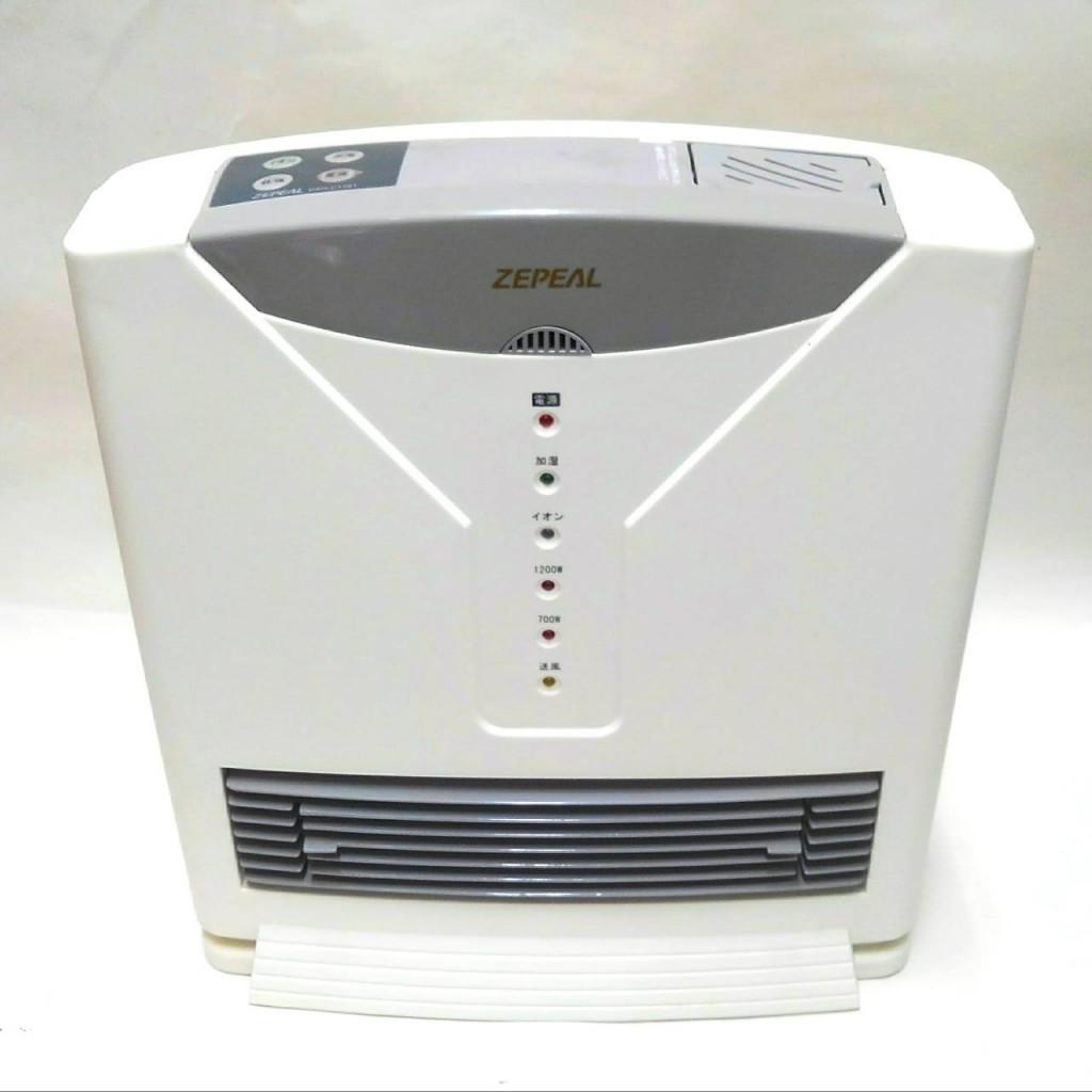 ZEPEAL ゼピール DSH-C1261 セラミックヒーター