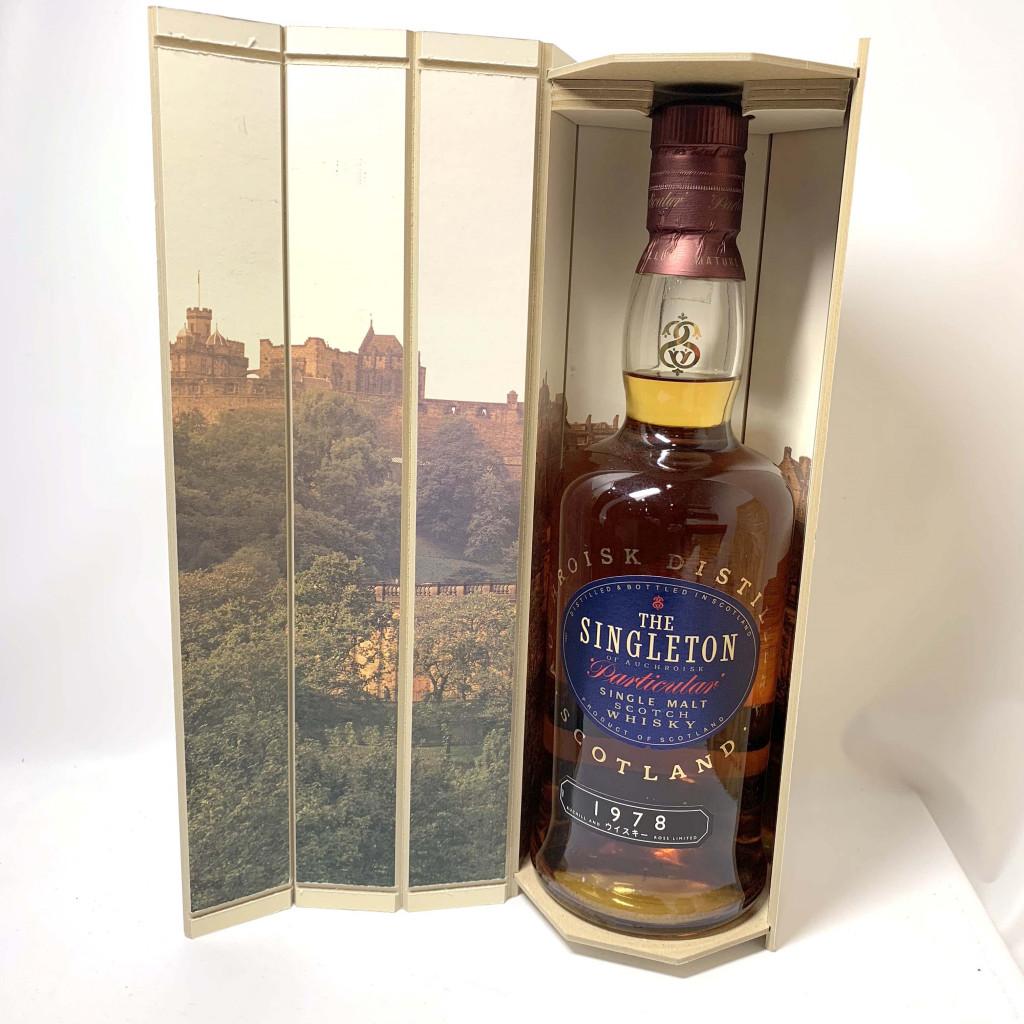 THE SINGLETON ウイスキー 未開栓