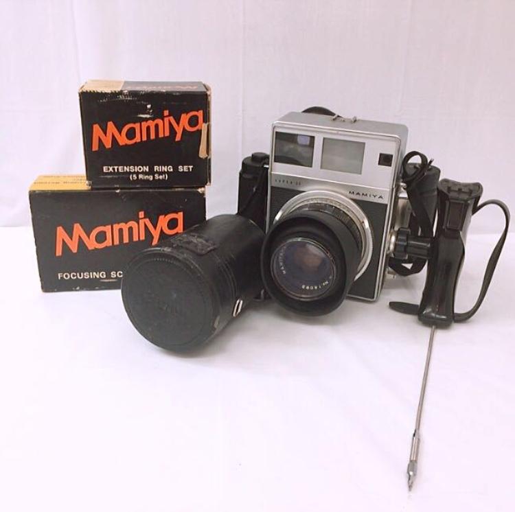 MAMIYA(マミヤ) カメラセット