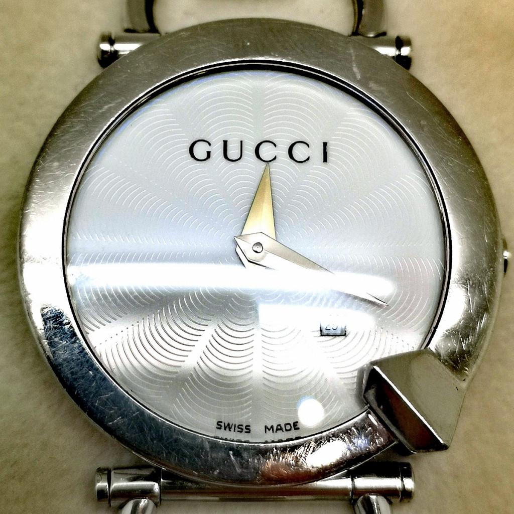 GUCCI 腕時計  122.5 キオド