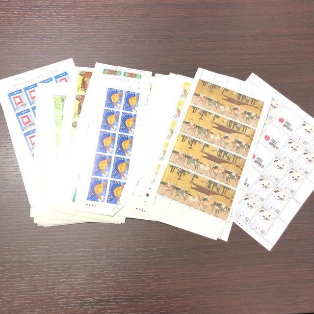 記念切手シートおまとめ