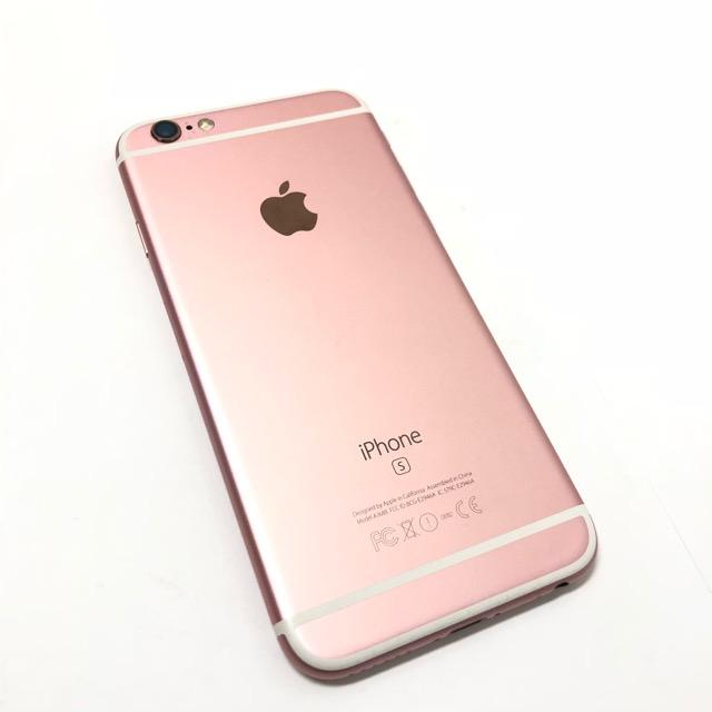 iPhone6S 64GBローズゴールド