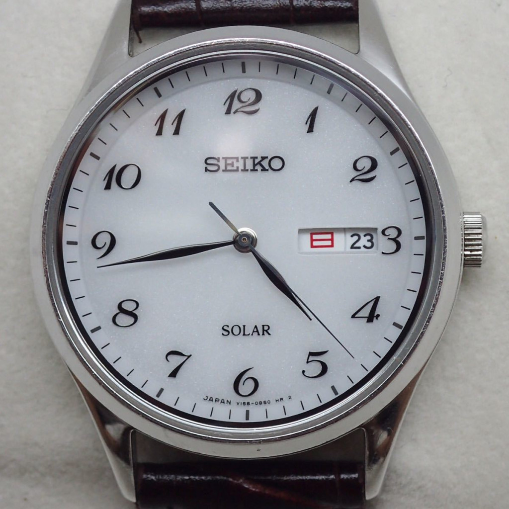 SEIKO 腕時計 スピリット V158-0AW0