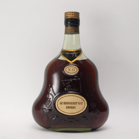 JA's Hennessy ジャズ ヘネシー XO グリーンボトル 金キャップ 700ml