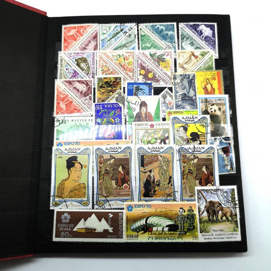 海外切手おまとめ 外国 国外 アジア 欧州 中国 インド イギリス ヨーロッパ 普通切手 記念切手