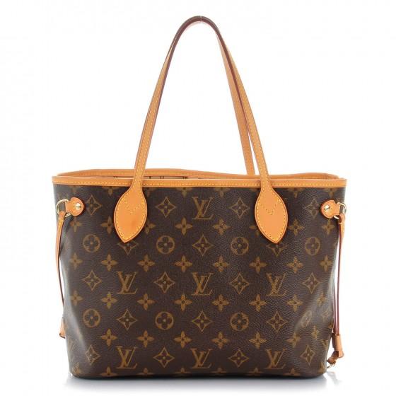 Louis Vuitton モノグラム ネヴァーフル PM