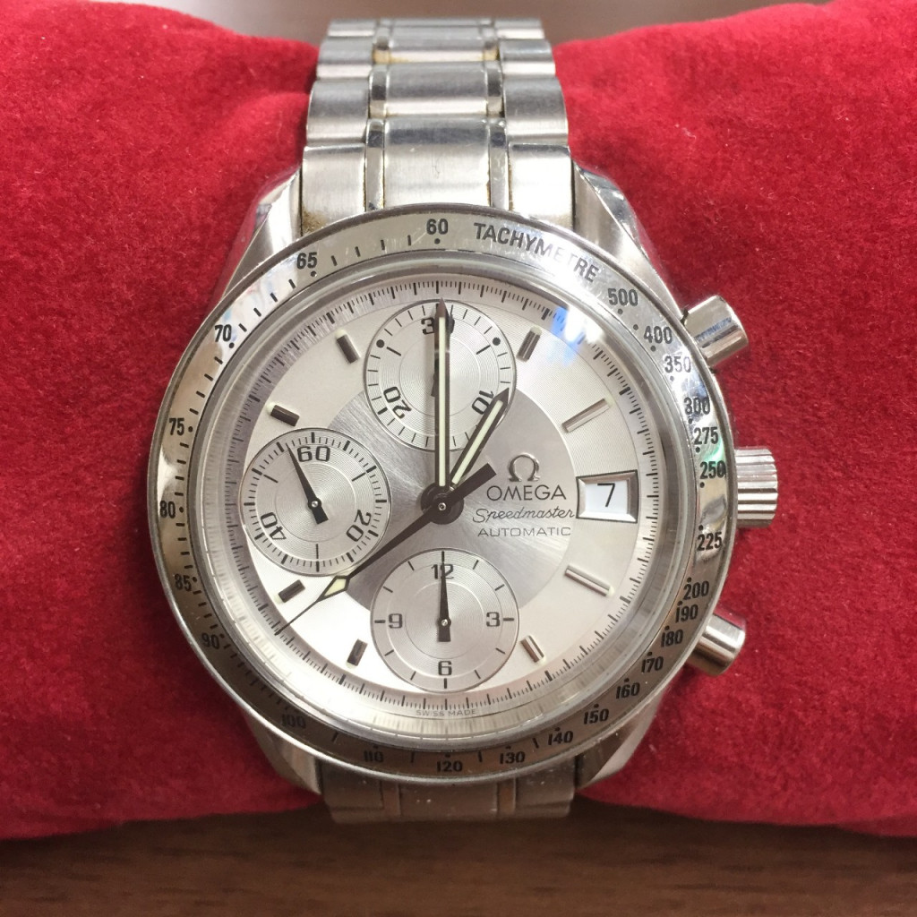 オメガ腕時計スピードマスター