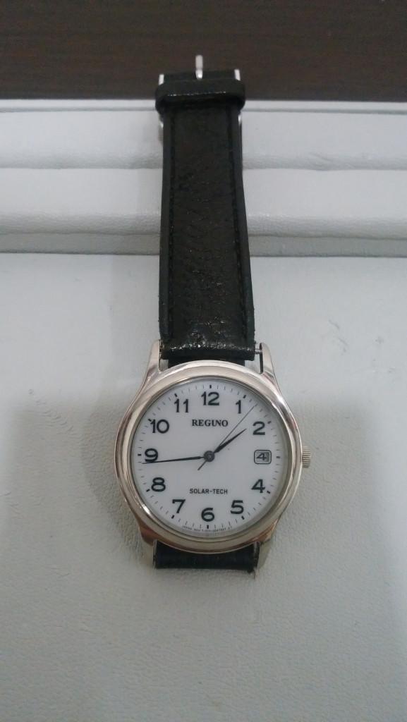 シチズンREGUNO時計