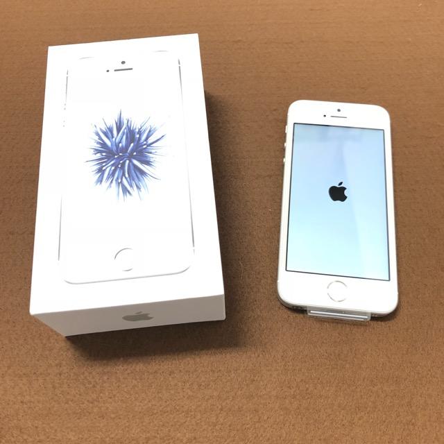 iPhoneSE UQモバイル 64GB