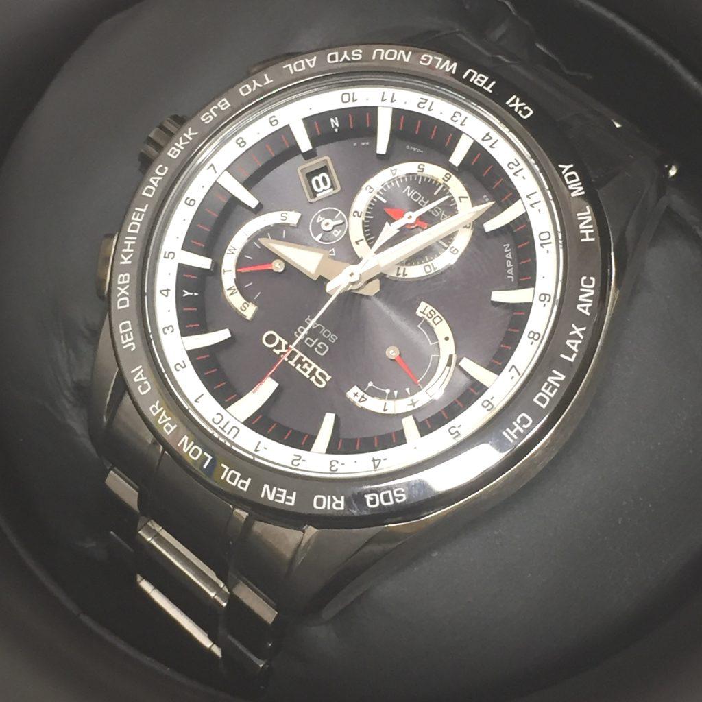 SEIKOアストロン腕時計